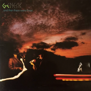 Genesis ‎- ...And Then There Were Three... (LP) (G+/G++)